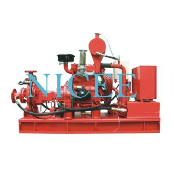 Marine Emergency Fire Pump