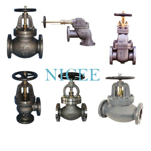 Marine Cast Iron Valve