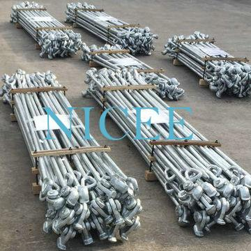 Container Lashing Rod