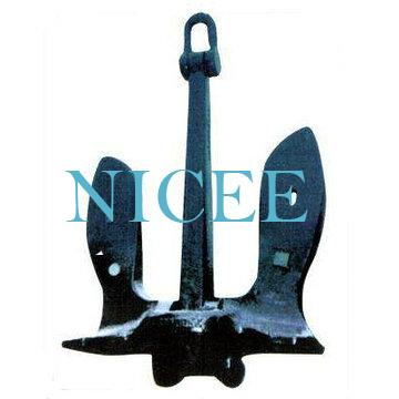 US Navy Stockless Anchor