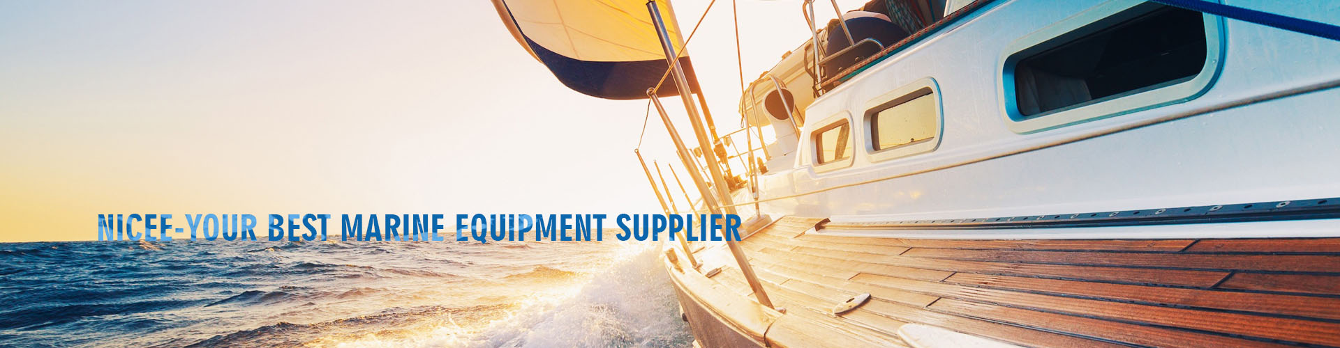 marine equipment supplier
