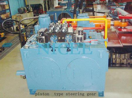 Piston Type Hydraulic Steering gear
