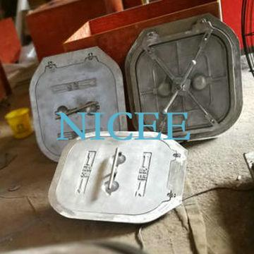 Marine aluminium hatch cover